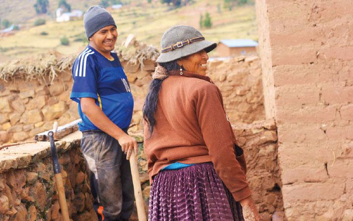 Traditionelle Familienbetriebe ernten für uns